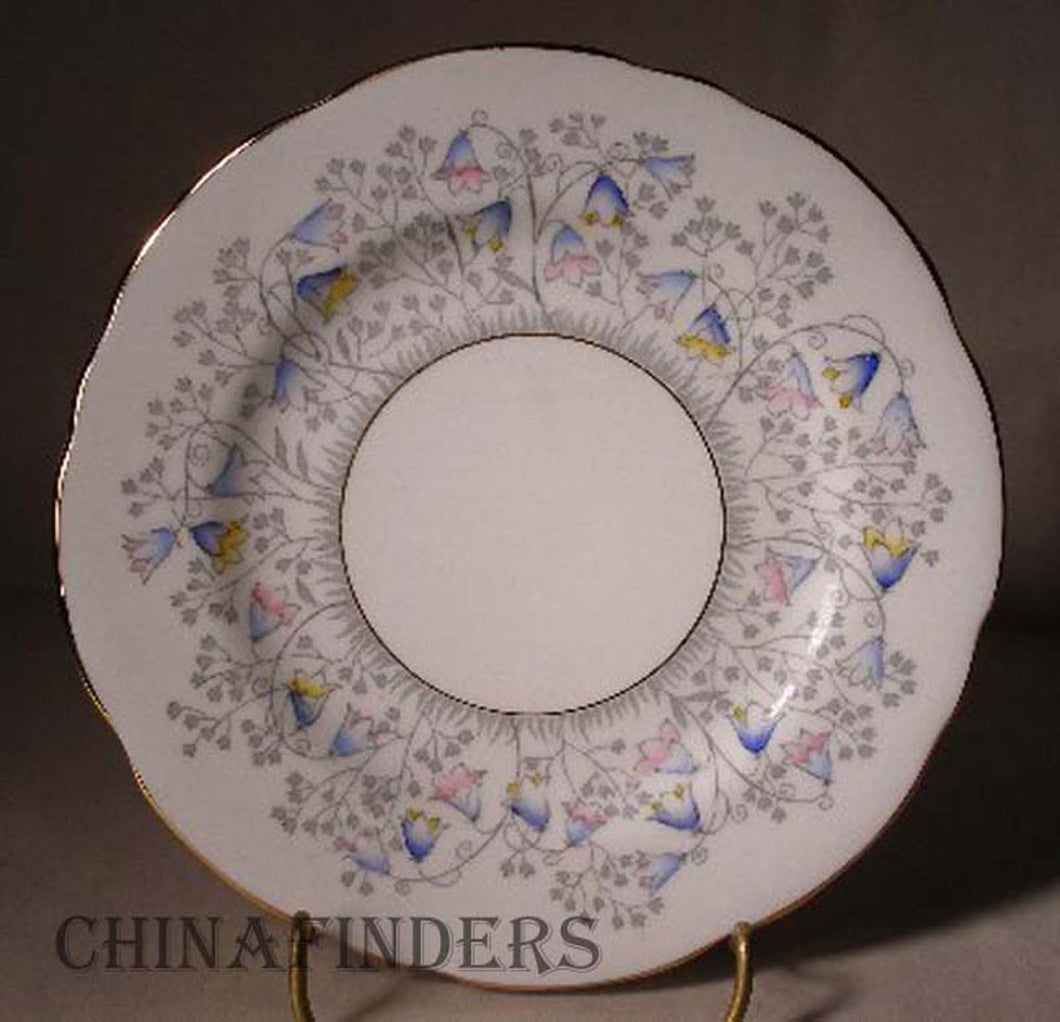 ROYAL STAFFORD china BLUEBELL TIME Dinner Plate