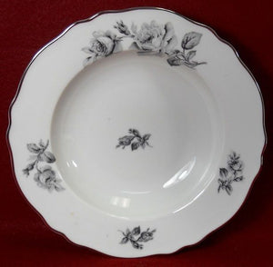 FRANCONIA Krautheim china GRIXELLA Rim Soup or Salad Bowl - 7-7/8""