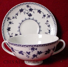 ROYAL DOULTON china YORKTOWN pattern CREAM SOUP and SAUCER Set