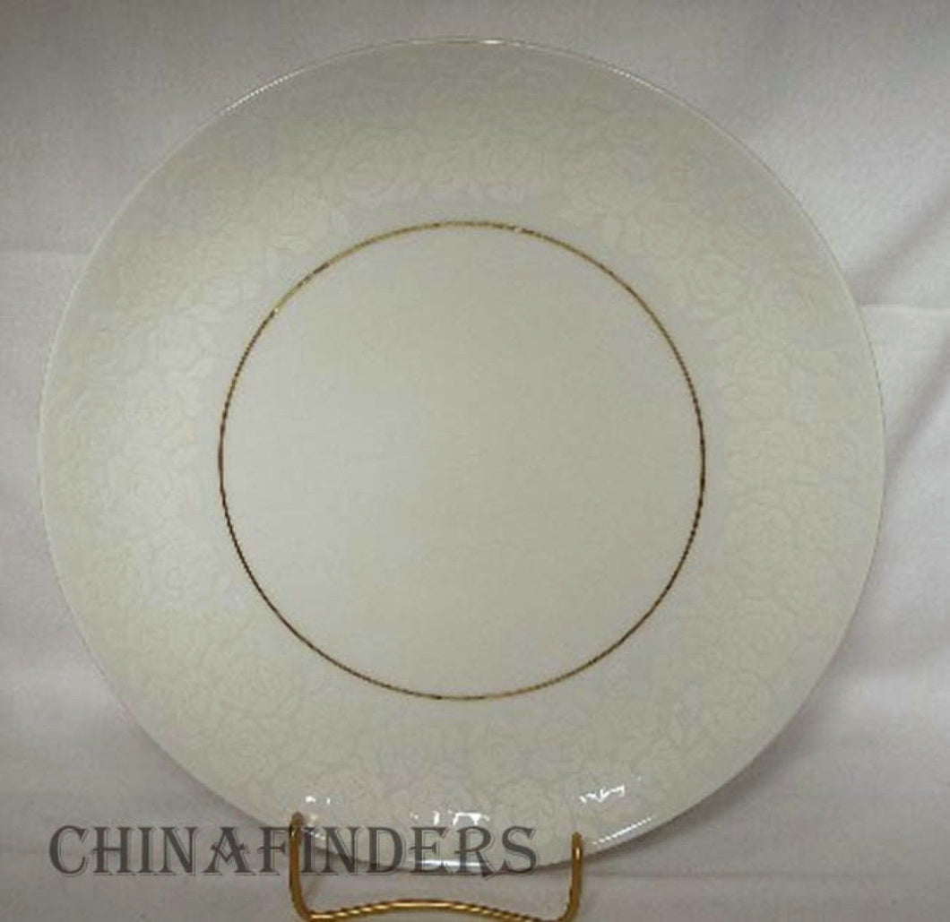THOMAS Germany china ALENCON pattern DINNER PLATE 10-1/2