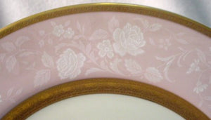 MIKASA china ROSE HILL L5530 pattern soup bowl 8-1/2""