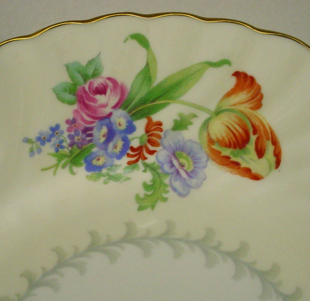 MINTON china BALA S570 pattern BREAD PLATE 6-1/4