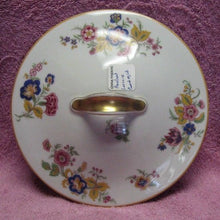 HAVILAND China LORRAINE pattern ROUND LID for VEGETABLE