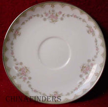 NORITAKE china GARLAND 5906 pattern CUP and SAUCER Set