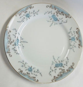 IMPERIAL china SEVILLE 5303 W.Dalton 4 bread plates 6-1/2""