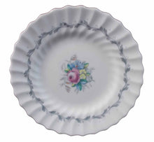 ROYAL DOULTON china CHELSEA ROSE H4801 pat BREAD Plate