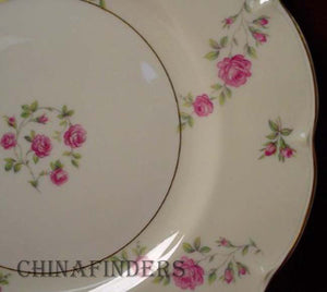 HAVILAND New York china DELAWARE Oval Vegetable Bowl - 9-5/8""