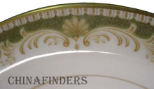 NORITAKE china WARRINGTON 6872 pattern Bread Plate - Set of Four (4) - 6-3/8""