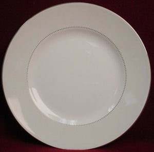 "WEDGWOOD china LOVE KNOTS 501439 pattern Salad Plate @ 8"" - Vera Wang"