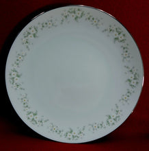 NORITAKE china ANNABELLE 6856 pattern Salad Plate - Set of Two (2) - 8-1/4""