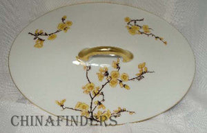 ROYAL BAYREUTH china ROB19 pattern Oval Covered Vegetable Bowl Lid ONLY