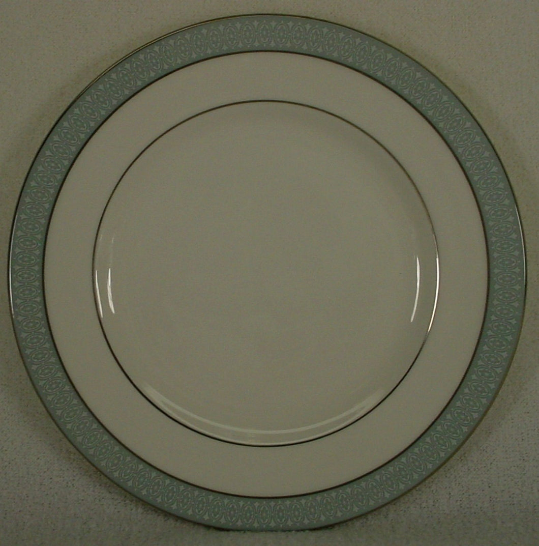 ROYAL DOULTON china ETUDE H5003 pattern BREAD PLATE 6-1/2