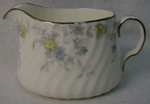 MINTON china PARK LANE S736 pattern CREAMER cream pitcher JUG