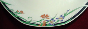 "ROYAL DOULTON china JUNO pattern DINNER PLATE 10-3/8"" glaze wear"