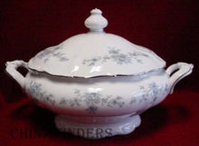 WINTERLING china RENAISSANCE pattern COVERED VEGETABLE Serving BOWL with LID