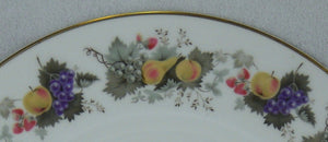 ROYAL DOULTON china RAVENNA pattern H4977 Oval Vegetable Serving Bowl @ 10-5/8""