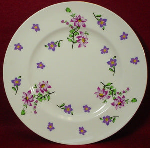 ROYAL VICTORIA china ROV99 Salad or Dessert Plate
