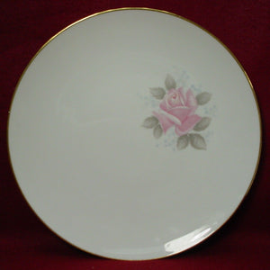 NORITAKE china ROSEVILLE 6238 pattern 81 piece Set - cup/dinner/salad/soup/fruit