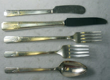 ONEIDA Silverplate GRENOBLE 1938 64-piece New French Grille SET SERVICE Ten (10)