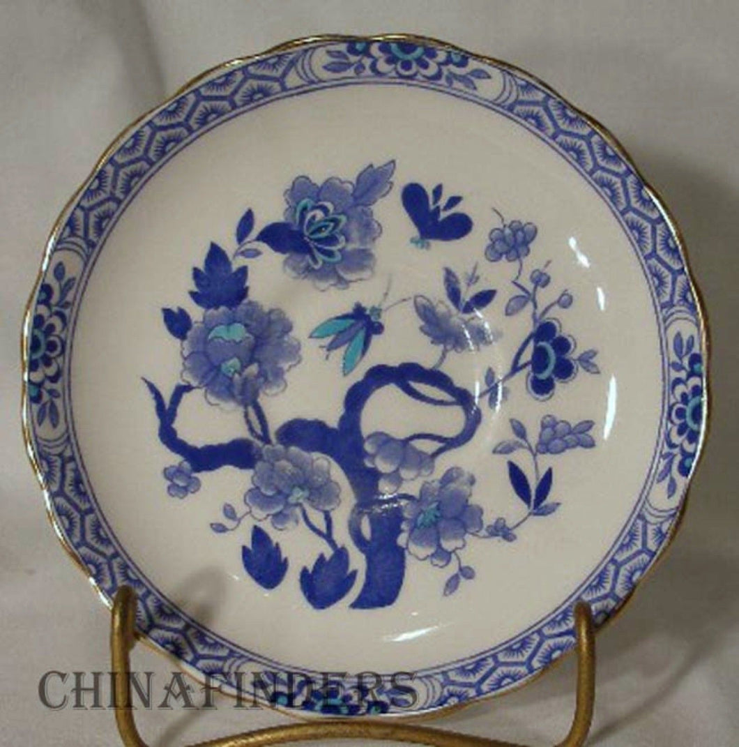 ROYAL TUSCAN china MANDARIN pattern SAUCER - @ 5-5/8