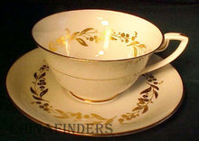 ROYAL WORCESTER china SAGUENAY pattern Cup & Saucer