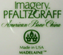 PFALTZGRAFF china MADELAINE pattern OVAL VEGETABLE Serving BOWL 10-1/2""