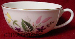 PICKARD china APRIL 1103 pttrn CUP & SAUCER Set