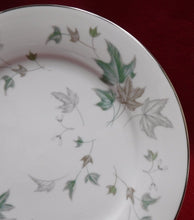 NORITAKE china GREENWOOD 5769 pattern ROUND Covered VEGETABLE Serving BOWL & LID