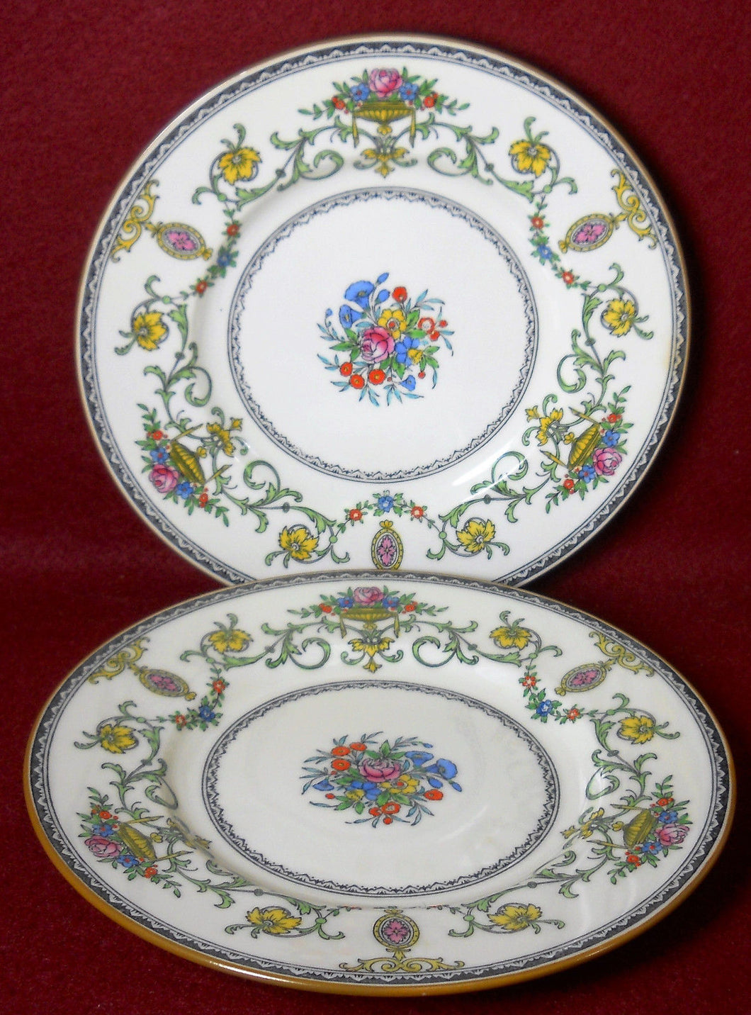 MINTON china TALBOT pattern B1113 Bread & Butter Plate 6-1/4