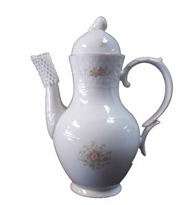 ROYAL DOULTON china BIARRITZ pattern TC1143 Coffee Pot with Lid