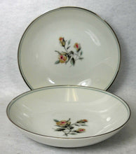 NORITAKE china MARGOT #5605 Fruit Dessert or Berry Bowl - Set of Two (2) 5-5/8""