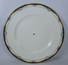ROYAL DOULTON England RHODES pattern H5099 Round Serving Plate no Handle 10-5/8""