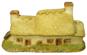 DAVID WINTER Cottages HEART OF ENGLAND Series YEOMAN'S FARMHOUSE 1985