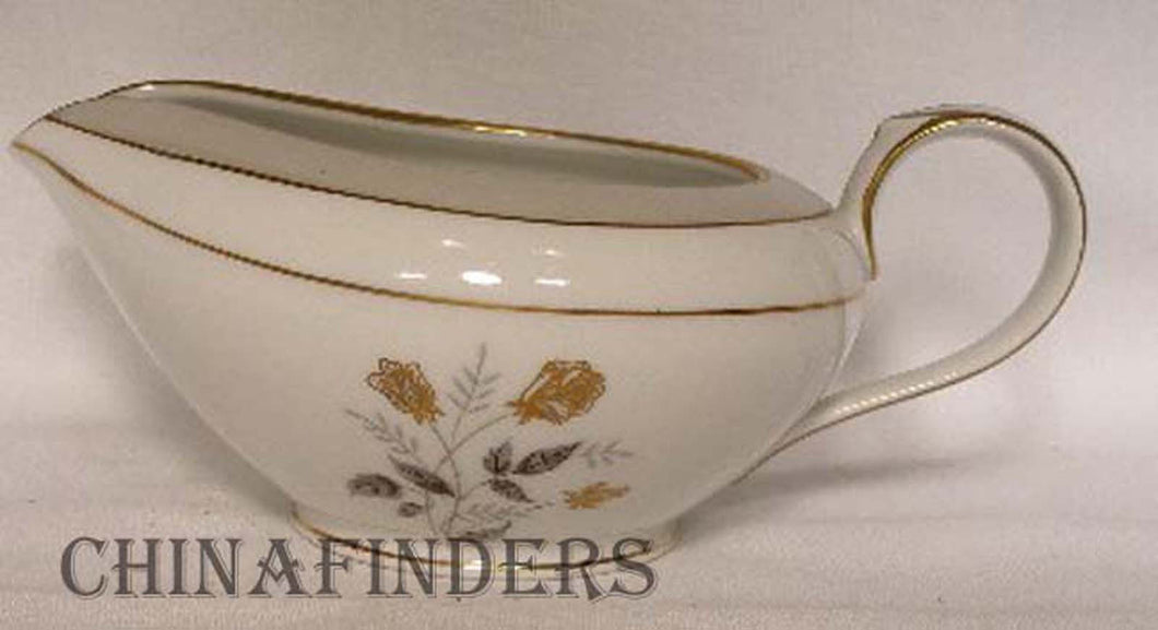NORITAKE china HOLBROOK #5635 Creamer Cream Pitcher Jug