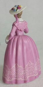 LENOX figurine GREAT FASHIONS HISTORY Queen Anne MARIE