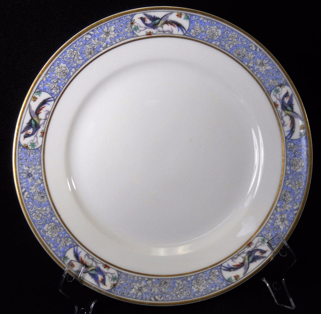 HAVILAND china RANI France Luncheon Plate - 8-5/8