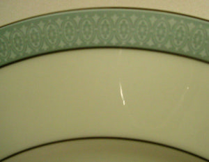 ROYAL DOULTON china ETUDE H5003 pattern BREAD PLATE 6-1/2""