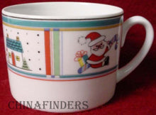 STUDIO NOVA china HOLIDAY CHARM Y0318 Cup & Saucer Set