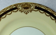 NORITAKE china AUGUSTAN #4987 Fruit Dessert Berry Bowl - Set of Two (2) -5-3/4""