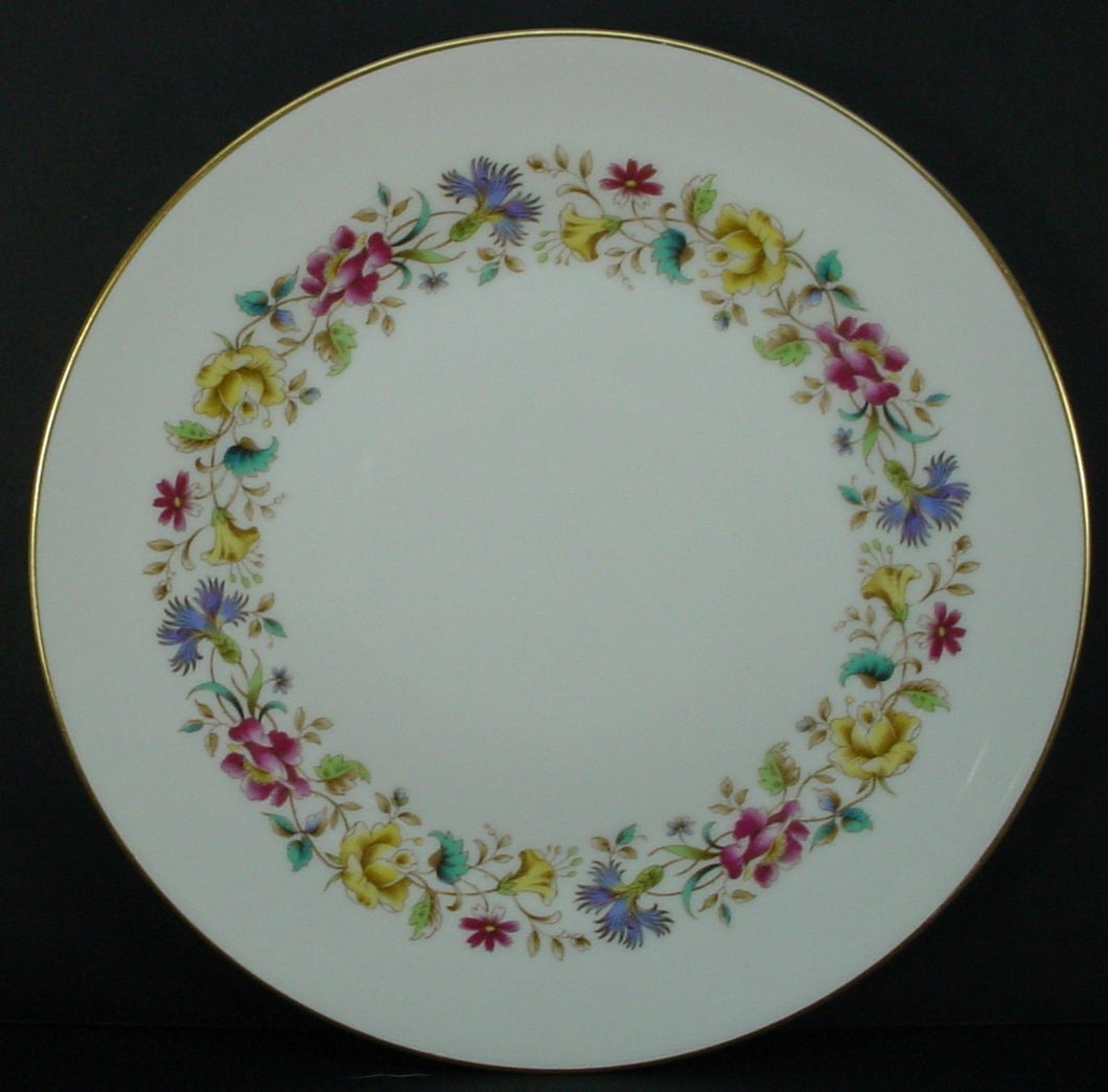 GINORI Richard china SORRENTO pattern SALAD PLATE 7-7/8