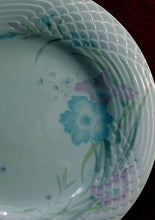 CHINA PEARL china EDINBURGH 3 Cup & 3 Saucer & 3 Salad Plate SET - 9 pieces