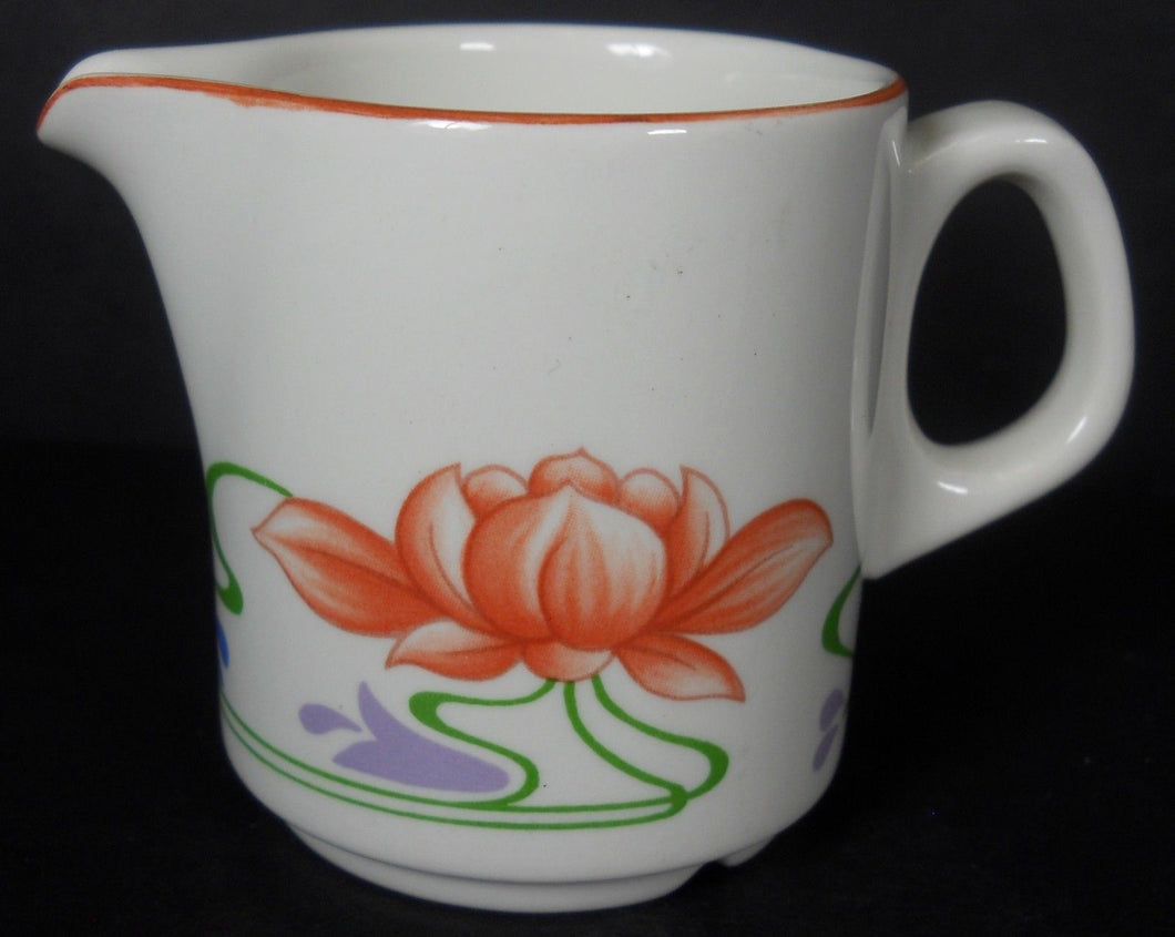 VILLEROY & BOCH china FLORIDA pattern Creamer Cream Pitcher or Jug @ 2-1/2