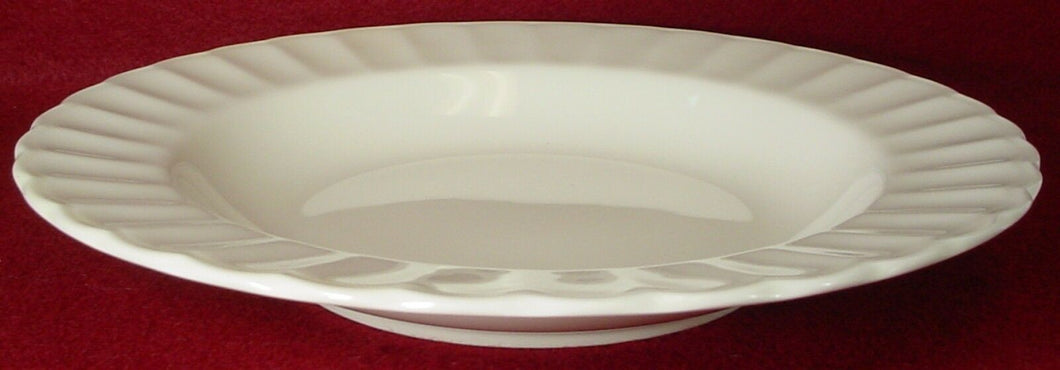MIKASA china YARDLEY CAJ08 Maxima pattern RIMMED SOUP or SALAD BOWL 9