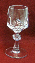 GORHAM crystal ALEXANDRA Cordial Glass or Goblet - 4-1/4""