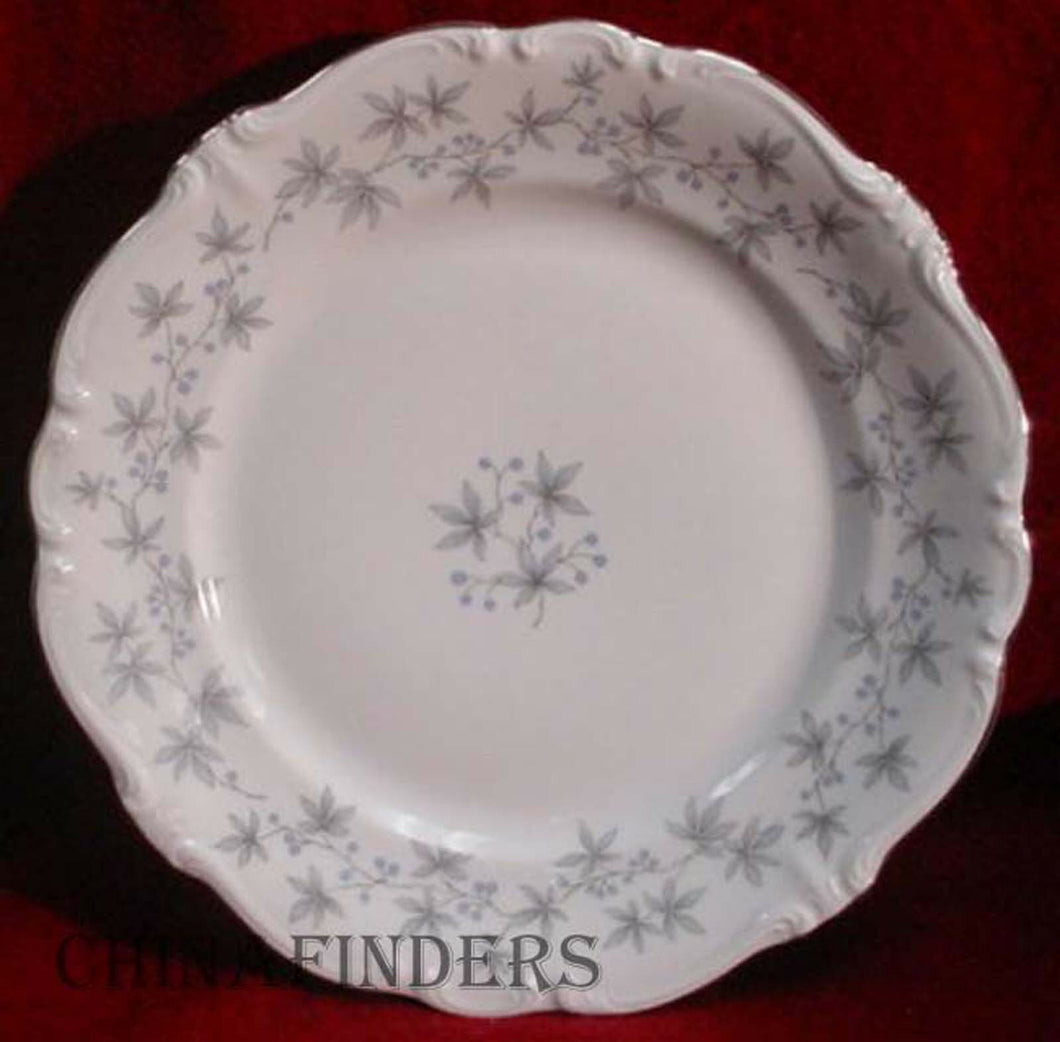 JOHANN HAVILAND china JOH40 Floral Dinner Plate