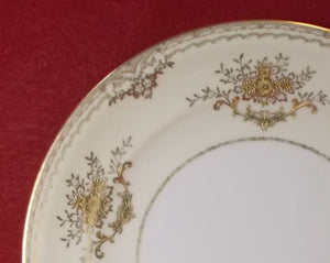 MEITO china MONTEREY (Empire) pattern Set of Two (2) Fruit/Dessert Bowls @5-1/4""