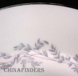 ROYAL TUSCAN china SILVER GLADE pattern Dinner Plate @ 10 1/2""