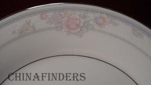 NORITAKE china NEWBURY 3601 pattern OVAL MEAT Serving PLATTER