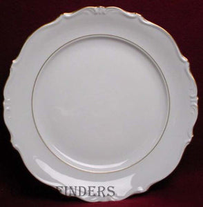 WINTERLING china WIG124 pttrn BREAD PLATE