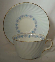 MINTON china VINEYARD BLUE S574 pattern 42-pc SET SERVICE for 9 + Serving